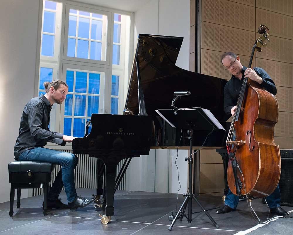 Dieter Ilg Trio@SHMF K152